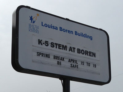 STEM School Revisit